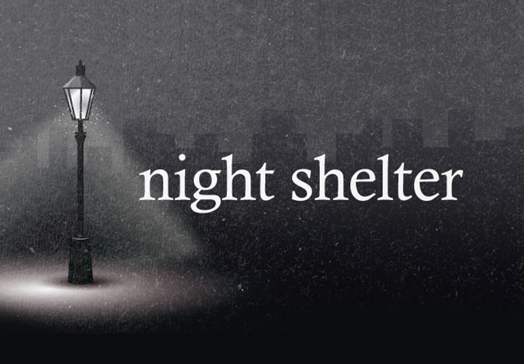 Winter Night Shelter 2020