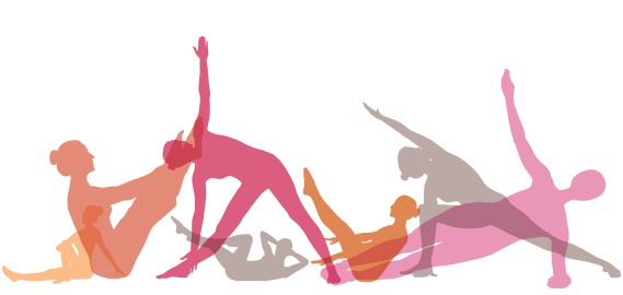 Pilates-Graphic