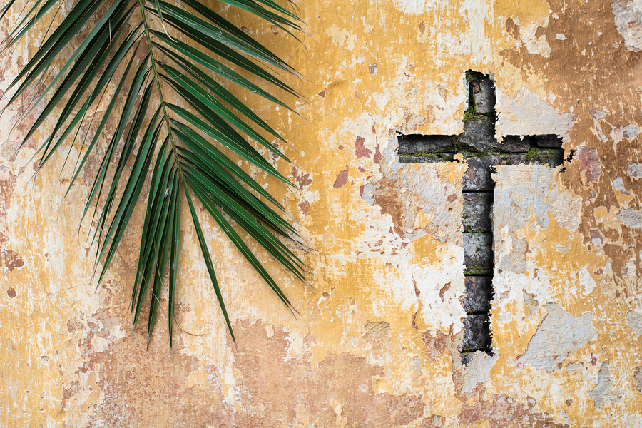 Holy Week at St Peter's 2019