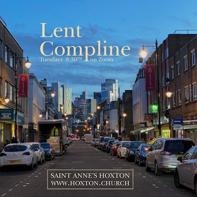Compline during Lent